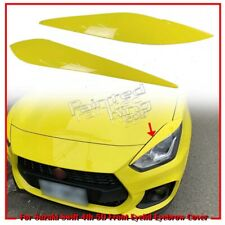 2020 Fit For Suzuki Swift 4th 5D Front Headlight Cover Eyebrow Painted #ZFT