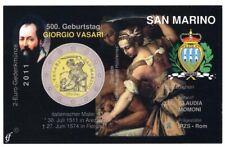 Infokarte San Marino 2011 Vasari