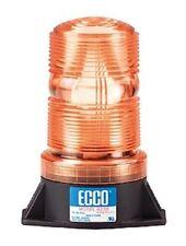 ECCO 6200 Series Forklift & Material Handling Strobe Light, Amber 12-80VDC 6220A