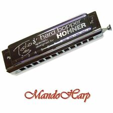 Hohner Chromatic Harmonica - 7539/48 Toots Hard Bopper 12-hole 48-reed NEW