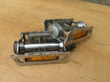 LYOTARD 136 R VINTAGE PEDALES VELO COURSE ANCIEN BICYCLE PEDALS ROAD