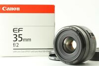 【MINT in Box】 Canon EF 35mm f/2 AF Wide Angle EF Mount Lens From JAPAN