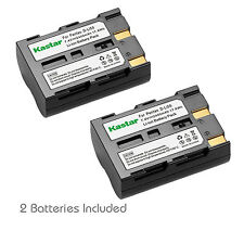 2x Kastar Battery for Samsung SLB-1647 Samsung GX10 GX-20