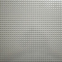 32X32 STUDS LIGHT GREY BASEPLATE COMPATIBLE FOR LEGOS BRICK BASE PLATE