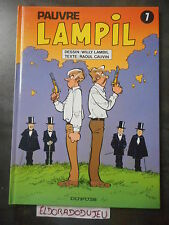 ELDORADODUJEU > BD - PAUVRE LAMPIL 7 - DUPUIS EO 1995 TBE