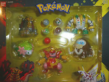 Pokemon Diamond & Pearl 5 Figuren Set Marble Attax