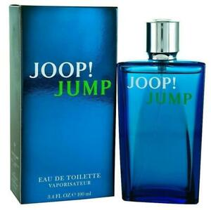 JOOP JUMP by Joop! 3.3 / 3.4 oz EDT Cologne For Men NEW IN BOX