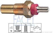 FACET Sensor temp. refrigerante FORD ESCORT SIERRA FIESTA ORION TRANSIT 7.3082