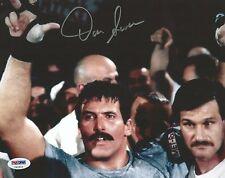 Dan Severn Signed UFC 8x10 Photo PSA/DNA COA 4 5 6 9 12 27 Hall of Fame MMA WWE
