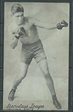 CHILE Iquique sports Box Estanislao Loaiza X-rare