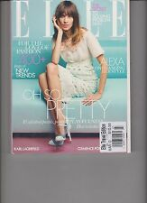 ELLE UK MAGAZINE March 2012, ALEXA ON CHANGING HER STYLE.