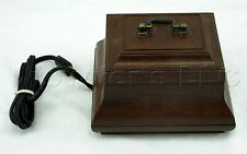 Vintage Sears Roebuck Wooden Electrical Timer Model 796.66100 Timing Switch