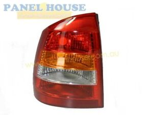 Tail Light LEFT Clear fits Holden Astra TS Sedan & Convertible 1998-2004 LH