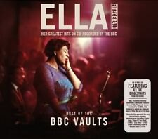 Count Basie, Ella Fi - Best of the BBC Vaults [New CD]