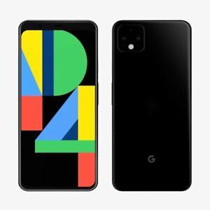 Google Pixel 4 64GB Black Unlocked w/ original box *pre-owned*