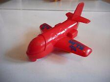 Vikingplast Airplane KLM in red