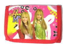 Red Hanna Montana 3-fold Girl's Wallet
