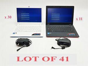 """Lenovo IdeaPad 100S-11IBY 11.6"""" Atom Z3735F 1.33GHz 2GB 32GB eMMC WIN10 Lot 41"""