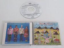 LITTLE CREATURES/TALKING HEADS(EMI CDP 7 46158 2) CD ALBUM