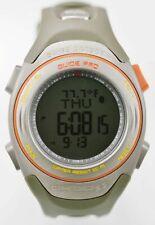 Origo Watch Men WC-107 Barometer Altimeter World Time Chro Alarm Date Rubber 50m