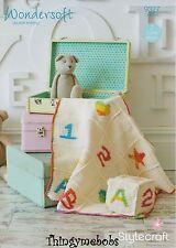 Stylecraft Wondersoft DK Crochet Pattern 9327
