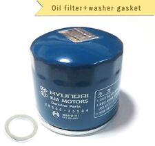 Genuine Hyundai/Kia  Gasoline  Oil Filter    2630035504