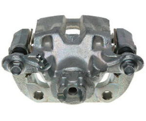 Disc Brake Caliper-R-Line; Friction-Ready Caliper, Includes Bracket Rear Right