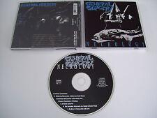 GENERAL SURGERY Necrology CD 1991 MEGA RARE OOP ORIG 1st PRESS NUCLEAR BLAST!!!