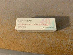 Mary Kay Signature Color Moisturizing Lipstick Lavender Luxe .13 oz #2568 NOS
