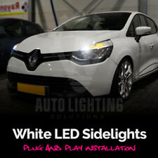 For Renault Clio MK4 2012-2015 LED Xenon White LED Sidelight Bulbs Canbus *SALE*
