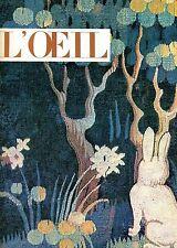 L'OEIL REVUE D'ART N. 89 MAI 1962