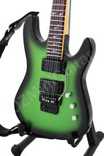 Miniature Guitar Kirk Hammett Metallica KH-2 SE Greenburst & Strap