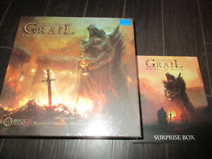 TAINTED GRAIL Fall of Avalon Kickstarter Exclusive Wave 1 NIAMH Pledge INHAND