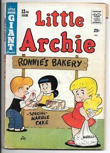 Little Archie #12 (Fall 1959, Archie Comics)