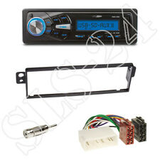 Caliber RMD055 USB/SD Radio + Chevrolet Kalos  1-DIN Blende + ISO-Adapter-Set