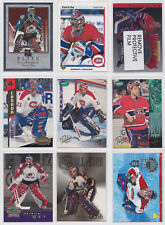 Patrick Roy Inserts Parallels SP Promo - Pick From List - Avalanche Canadiens