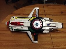 Power Rangers Time Force Deluxe Vortex Blaster Weapon Toy COMPLETE 5 Blasters