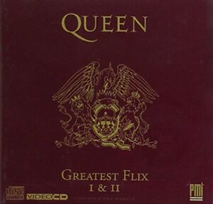 Various - Queen: Greatest Flix 1 And 2 - Various CD YJVG The Cheap Fast Free The