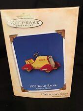 Hallmark Keepsake Ornament 1935 Timmy Racer Kiddie Car Classics Dated 2004