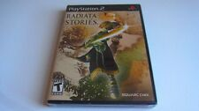 PS2: Radiata Stories - Square Enix 2005 *New Sealed*