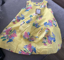 Joules Baby Girl Dress 12-18 Months