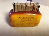 Vintage Our Daily Bread PROMISE BOX with cards - Religious Scripture