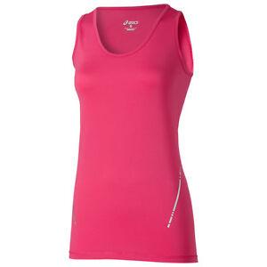 Canotta running Asics Tank Ultra Pink Donna 110421-0286