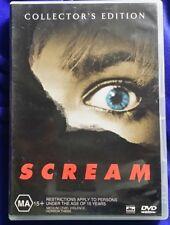 Scream (DVD, 2000) - HORROR  MOVIE - REGION 4