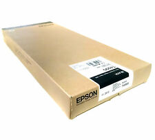 #3 NEW Genuine OEM Epson Stylus T4990 Black Ink For Pro 10000/10600 Exp:11/13