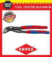 KNIPEX 87 02 250 250mm COBRA MULTI GRIP WATER PUMP PLIERS – MADE IN GERMANY