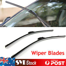 For Toyota Camry XV36R SE 02- 06 Pair Wiper Blades Windscreen Refill Replacement