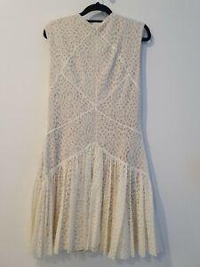 Venturer Lace Midi Dress By Lover The Label Sz 12