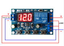Battery Charger Discharger Board Under Over Voltage Protection Module Auto Off