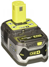 P108 Ryobi 18 Volt 18V One Plus Lithium Ion High Capacity Battery 4.0ah (Single)